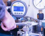 Kalibrierung Druckmessgerät Druckmessung